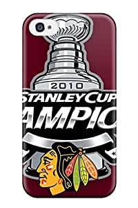 New Style hockey nhl chicago blackhawks hh NHL Sports & Colleges fashionable iPhone 4/4s cases