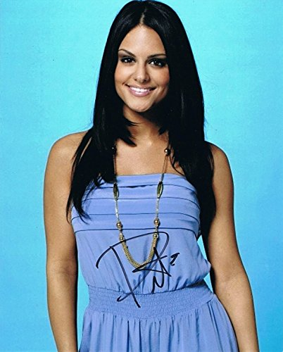 PIA TOSCANO - American Idol AUTOGRAPH Signed 8x10 Photo