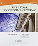 img - for Bundle: The Legal Environment Today, Loose-Leaf Version, 8th + MindTap Business Law, 1 term (6 months) Printed Access Card book / textbook / text book
