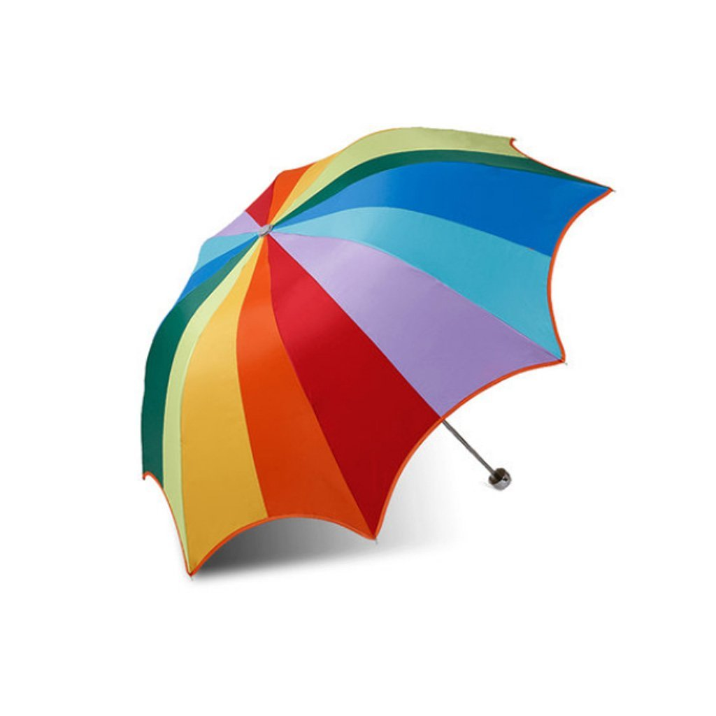 FEI Paraguas Umbrella Creativo Umbrella UV Protección Paraguas Umbrella para Fortalecer Paraguas Paraguas,BBB