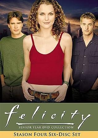 Keri Russell Felicity Season 4