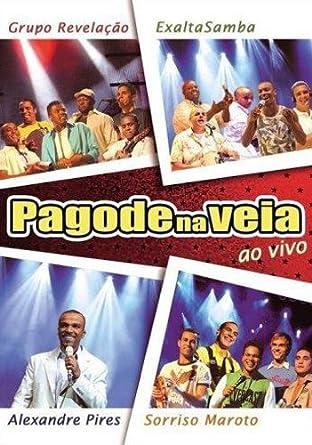 pagode do exalta audio dvd