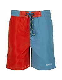 Regatta Great Outdoors Childrens/Boys Skooba II Swim Shorts