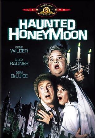Amazon com: Haunted Honeymoon: Gene Wilder, Gilda Radner, Dom