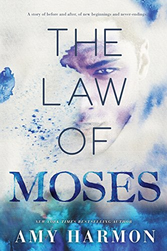 Book Cover: The law of Moses