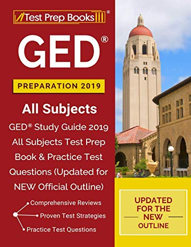 GED Preparation 2019 All Subject...