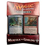 Magic The Gathering: Duel Decks: Merfolk Vs Goblins