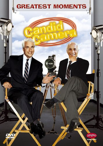 Candid Camera: Greatest Moments by Rhino Theatrical