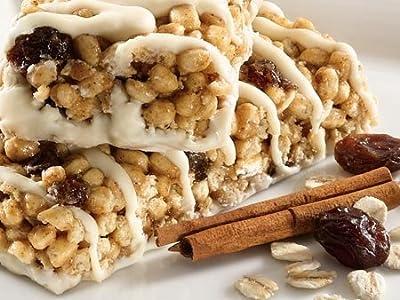 Medifast Oatmeal Raisin Crunch Bars 1 Box (7 Bars Each) from Medifast