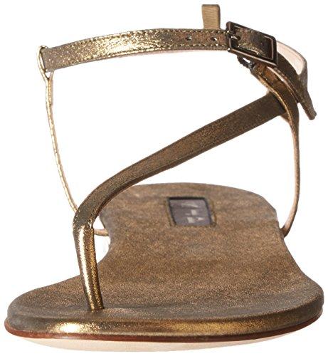 SJP by Sarah Jessica Parker Women's Revival Dress Sandal Gold JeUZiRTanj