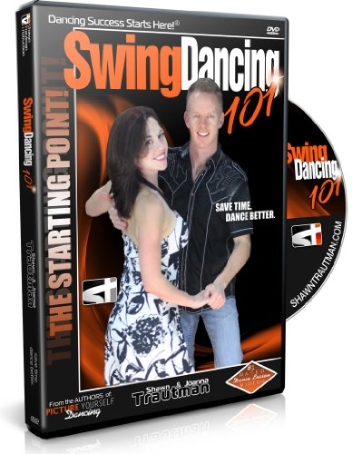 Swing Dancing Shawn Trautman Instruction product image