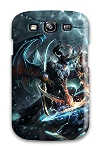 New Arrival Case Specially Design For Galaxy S3 (world Of Warcraft)