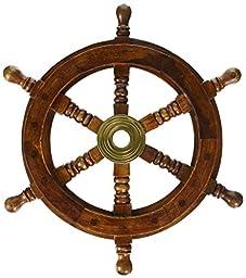 SAILORS SPECIAL 8760 Ship Wheel, 12\