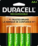 Duracell Rechargeable Long Life AA-4 Batteries in a Review and Comparison