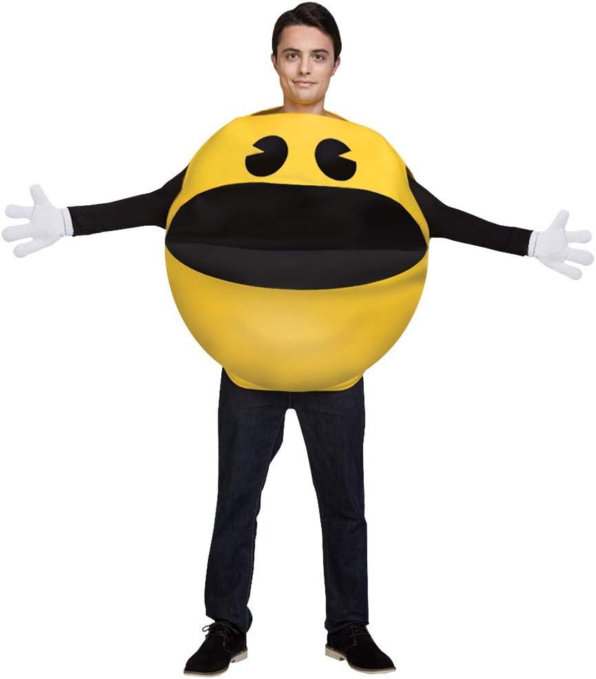 Funidelia Disfraz de Pac-Man: Amazon.es: Juguetes y juegos