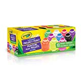 Crayola Washable Neon Paint, School, Craft, Painting and Art Supplies, Kids, Ages 3,4, 5, 6 and Up, Back to school, School supplies, Arts and Crafts,  Gifting