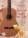Guitar and Flute Duets, Edward Flower, 1596153725