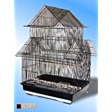 Posh Pets Bird Cage Large Rosanna Budgies Canary Cockatiel Cages