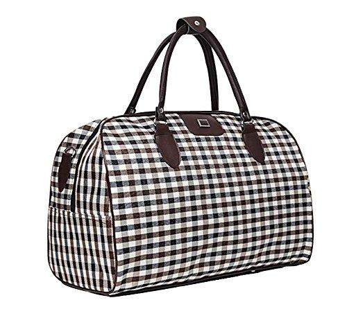 Ecokaki Oversized Shoulder Waterproof Luggage