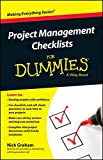 img - for Project Management Checklists For Dummies book / textbook / text book