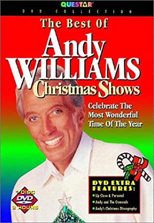 Andy Williams Christmas.Amazon Com Andy Williams The Best Of Andy Williams