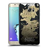 Official HBO Game Of Thrones Westeros Map Key Art Soft Gel Case for Samsung Galaxy S6 edge+ / Plus