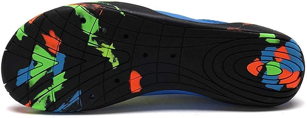 Zapatos de Agua Unisex Hombre Mujer,EUZeo, Escarpines Surf Vela Buceo Mar Río Agua Calzado de Natación Zapatillas para Deportes Acuáticos Piscina Zapatos de Playa 2019: Amazon.es: Ropa y accesorios