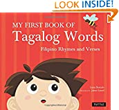 #9: My First Book of Tagalog Words: Filipino Rhymes and Verses