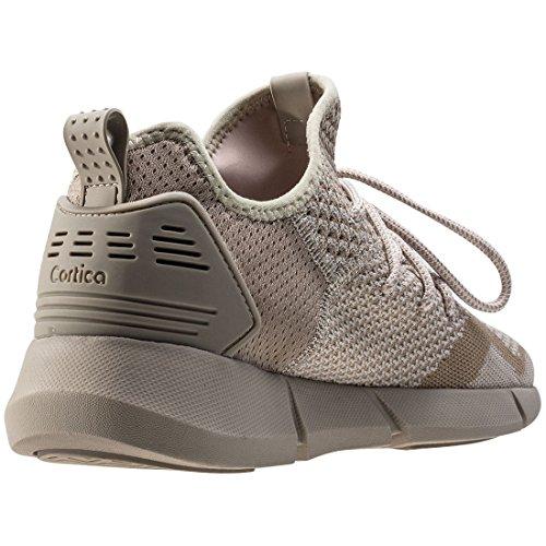 Cortica Herren Infinity 2.5 Knit Niedrige Sneaker, Schwarz Stone