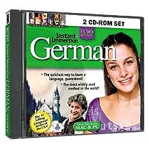 Instant Immersion German (Jewel Case)