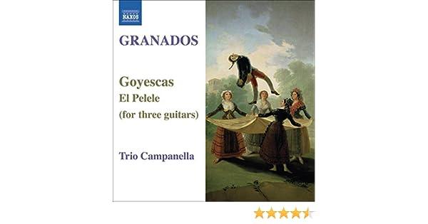 Enrique Granados - Granados: Goyescas; El Pelele by Enrique Granados (2007-01-04) - Amazon.com Music