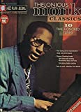 Thelonious Monk Classics: Jazz Play-Along Volume 90 (Jazz Play Along)