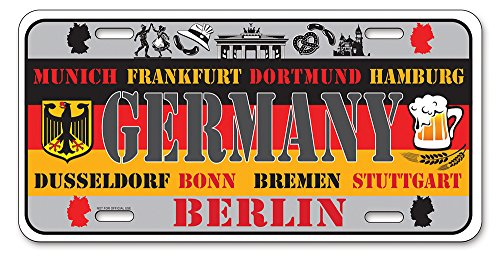 Germany Decorative Plate - 1