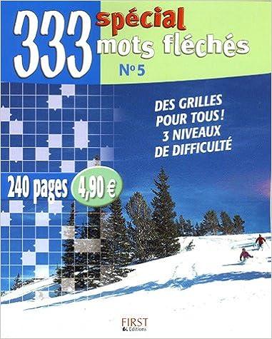 Livres gratuits Spécial 333 mots fléchés : N°5 pdf