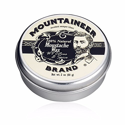 Mustache Wax Mountaineer Brand All Natural product image
