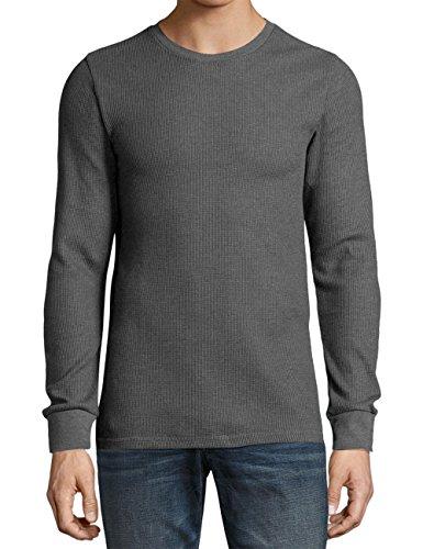 - KS Mens Thermal T Shirts (X-Large/ ks23_coolgray)
