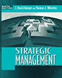 Strategic Management, J. David Hunger, Thomas L. Wheelen, 0201345943