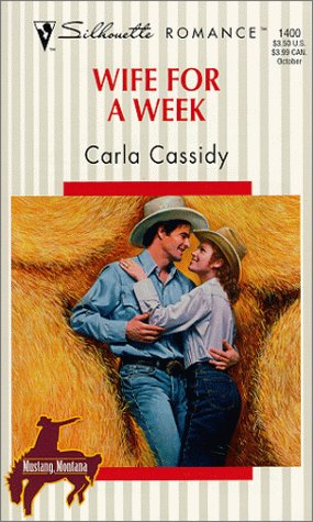book cover of Wife for a Week
