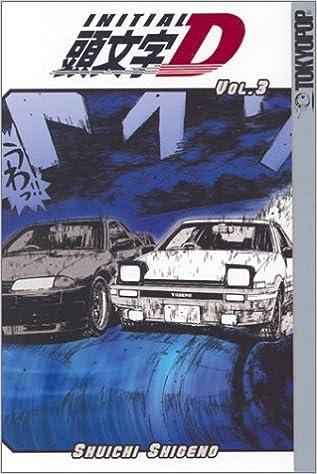 Initial D Vol.3, Shuichi Shigeno
