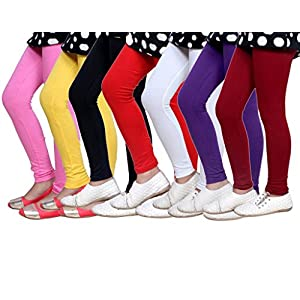 Indistar Girls' Skinny Fit Leggings...