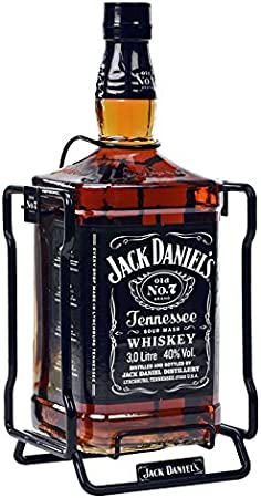 Botella de Jack Daniel'S 3 litros con Balancin