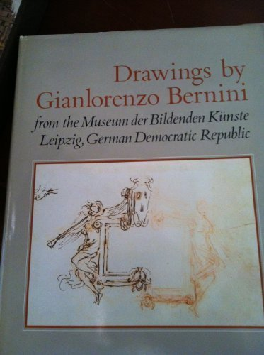 Selected Drawings of Gian Lorenzo Bernini