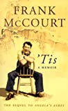 Front cover for the book 'Tis, a Memoir by Frank McCourt