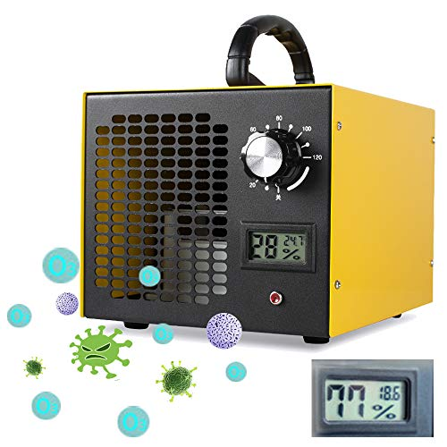 zorvo Portable 10,000 mg/h 03 maker for With LCD Display Hygrometer High Capacity Machine 【US Shipping】