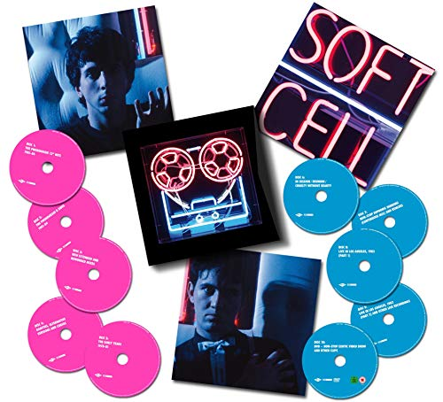 Price comparison product image THE SF CLL SR (CS & SWSRS). 9CD / DVD-Video Boxset. UK Edition