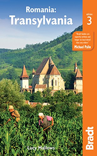 Romania: Transylvania (Bradt Travel Guide)
