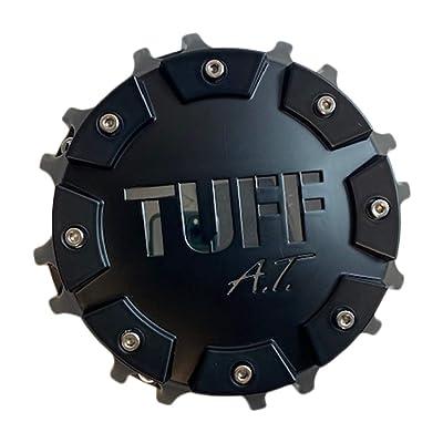 TUFF at Wheels C6119-6CAP C6119-6CB3/C C6119-6CAP Matte Black Center Cap: Automotive