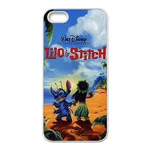 Lilo & Stitch Case Cover For iPhone 5S Case