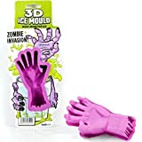 SUCK UK 3D Zombie Hand Ice Mould New