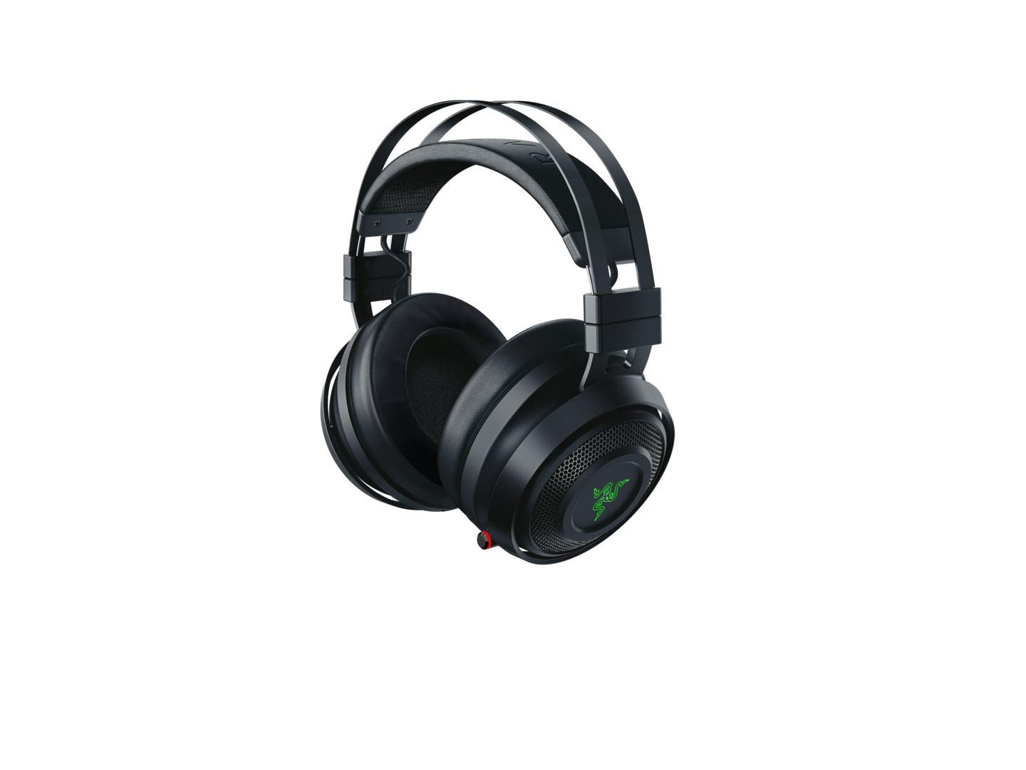 Razer Nari Wireless: THX Spatial Audio - Cooling Gel-Infused Cushions - 2.4GHz Wireless Audio - Gaming Headset Works for PC, PS4, Switch & Mobile Devices (Certified Refurbished) Razer USA Ltd